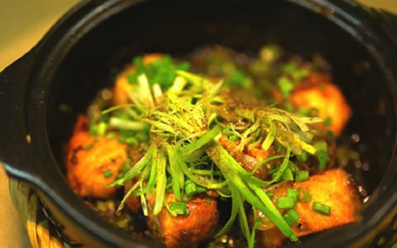 Ca Kho Nghe ( Turmeric Fish )